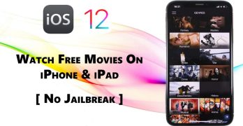 Watch free movies on iPhone