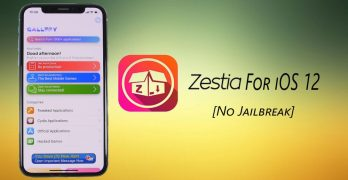 Zestia download for iOS 12
