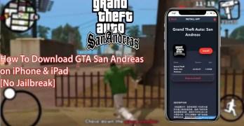 Install GTA San Andreas