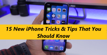 New iPhone Tricks