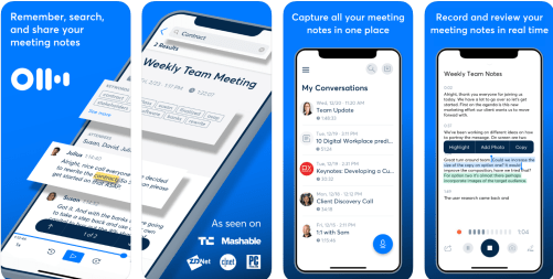 Meeting Notes Apps