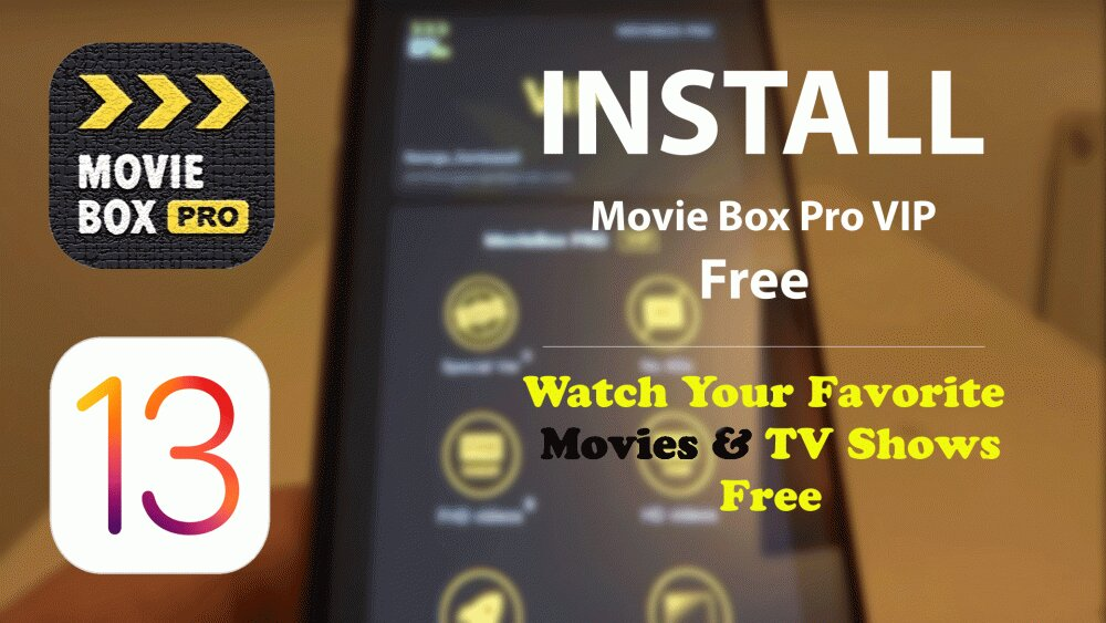 Movie Box Pro VIP