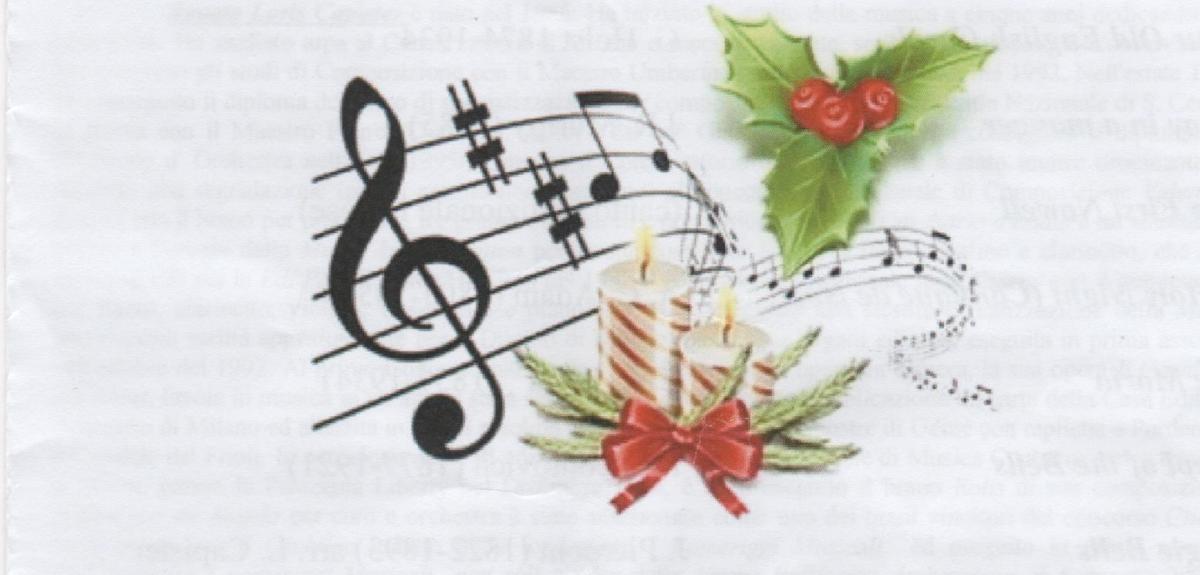 Concerto d'Avvento – Buon Natale dalla Corale Amadeus
