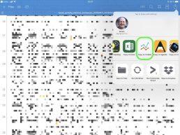 Daten aus Textastic an Vizable schicken