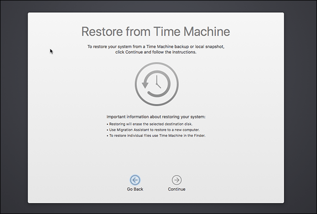 Recover Deleted Files on Mac Without Software - Restore Entire Mac