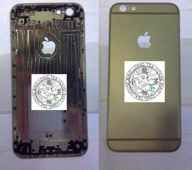 iPhone 6 filtrado