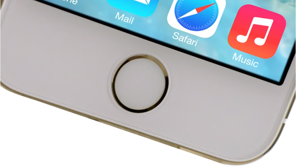 Apple Touch ID iphone contraseñas