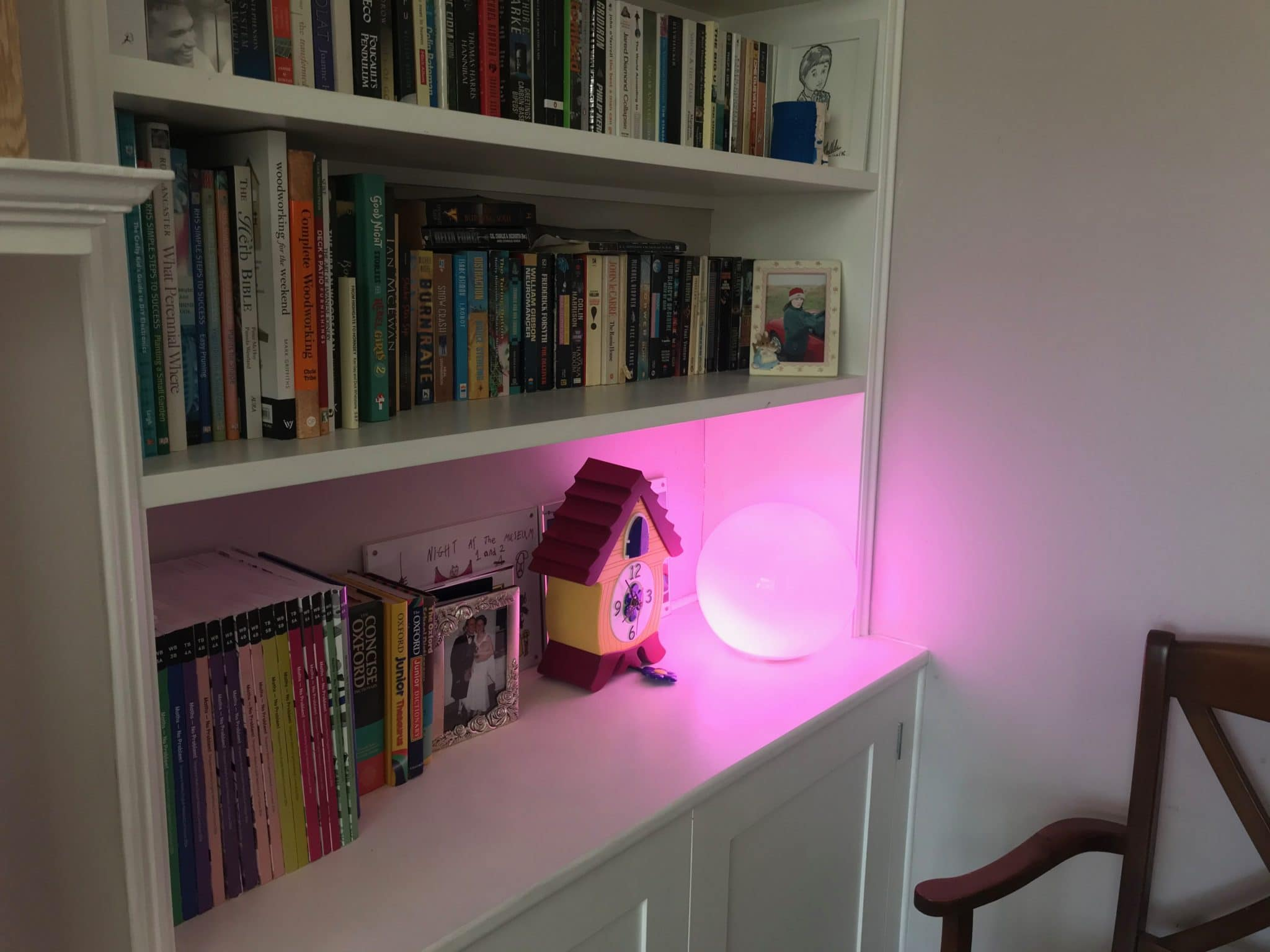 WLED light ball