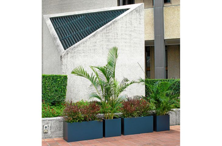 Tall Rectangular Planters Uk