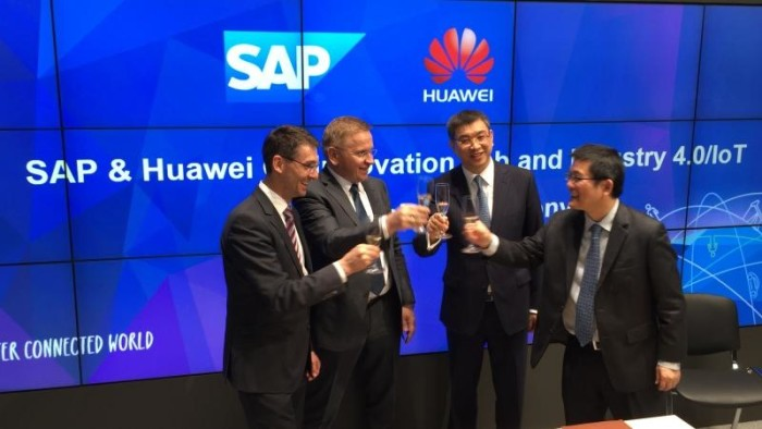 Huawei SAP