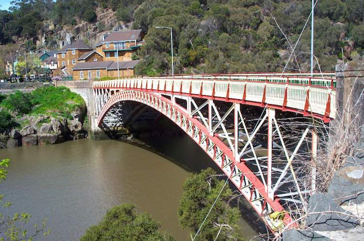 launceston bridge