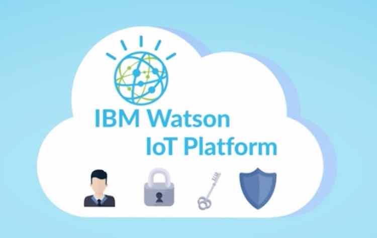Watson IoT: IBM's AI enabled IoT platform