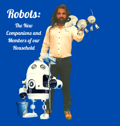 Robots as pets and companion