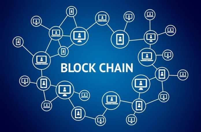 blockchain industria