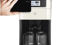 macchina da caffè intelligente