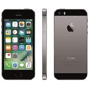 iPhone 5s cinzento sideral