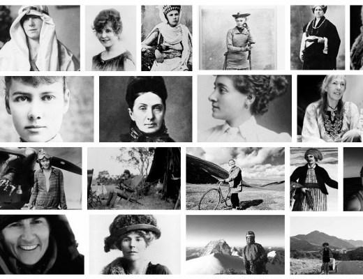 donne viaggiatrici