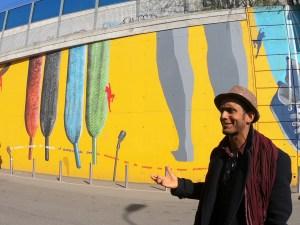 Street art - Milano Sguardi Inediti