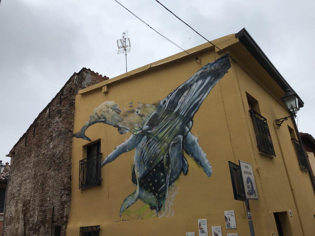 murales a Borgo San Guliano
