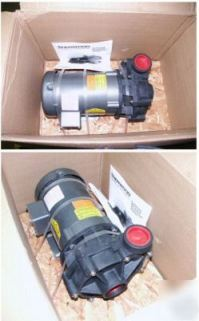 Sherwood corrosion resistant centrifugal pump