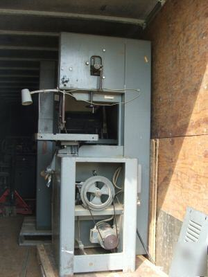 Rockwelldelta 20 inch band saw