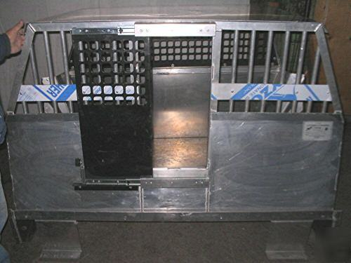 Simple Electrical Wiring Tahoe Police Vehicle K9 Auto Car Containment Cage