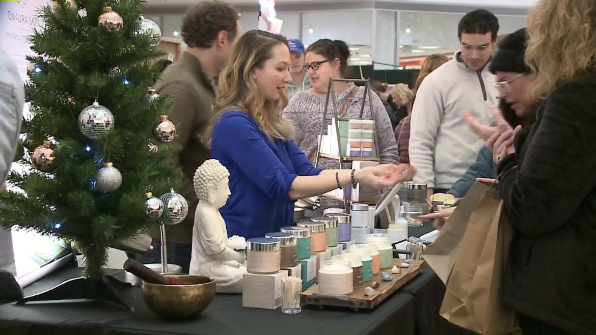Market Day Pop Up Aims to Give Shoppers a Relaxing Black Friday Experience