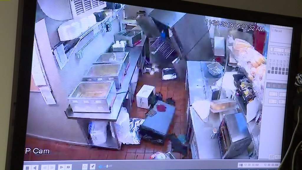 Newton Restaurant Hit by Vehicle for Second Time Since 2018 2
