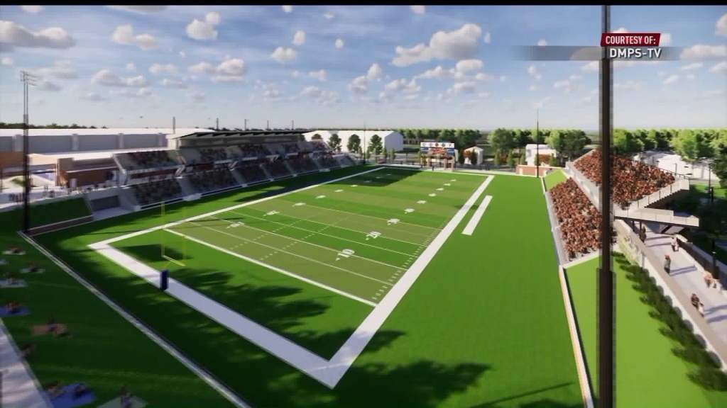 Public Hearing on Proposed Stadium Partnership Between Des Moines Schools and Drake University 2