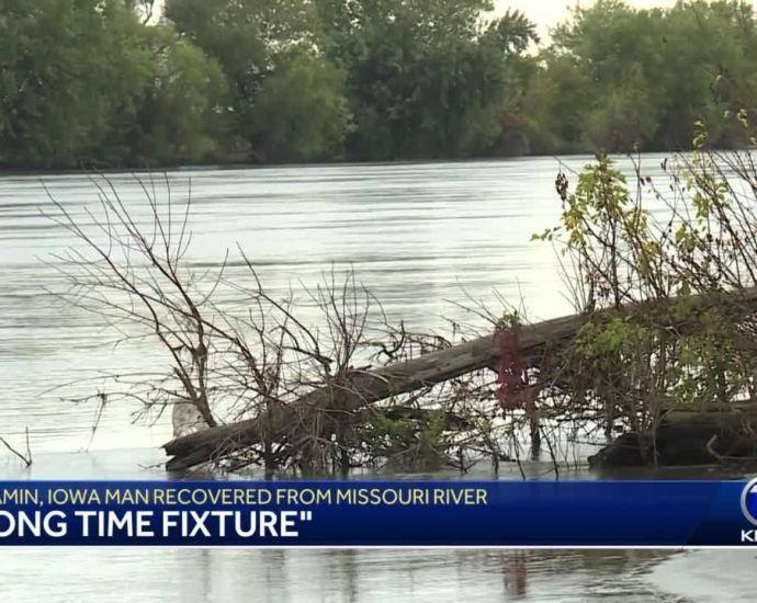 Body of Iowa Man Found in Missouri River in Nebraska 1