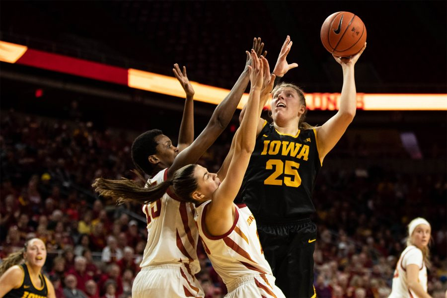 Iowa women's basketball team adapting to changes during voluntary workouts