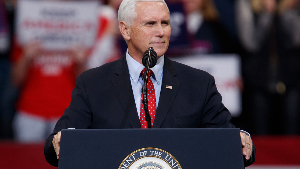 Vice President Pence Making Stop in Iowa Thursday
