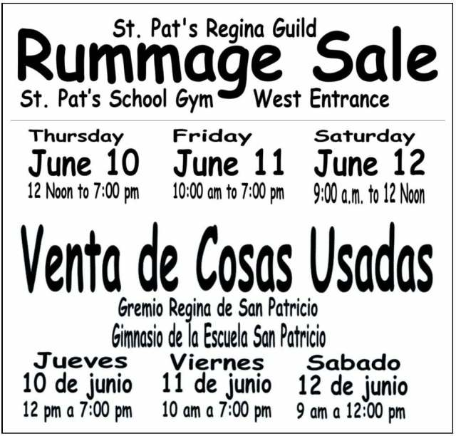 Shoppers browse two years' goods at Regina Guild rummage sale 3