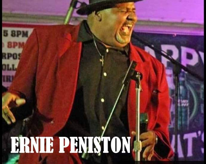 """New Album """"These Blues"""" from Ernie Peniston is a Funky Blues Masterpiece & Shares a Black Lowegian's Perspective on Life and Love 6"""