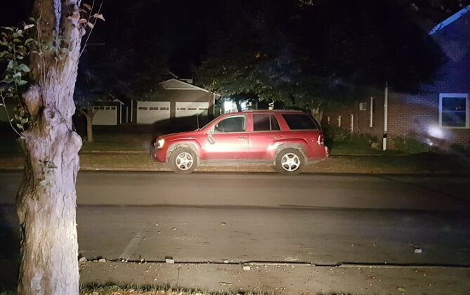 Pedestrian struck by SUV in downtown Perry Wednesday night 2