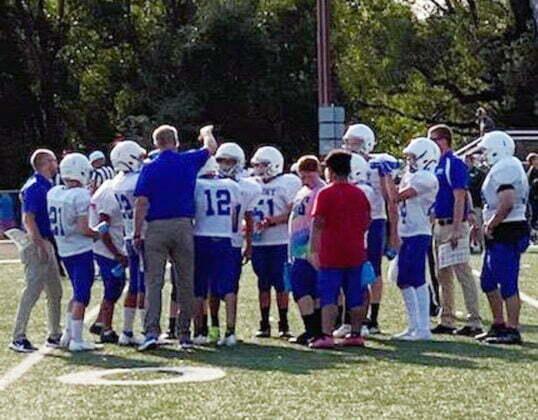 Perry middle school football season underway 1
