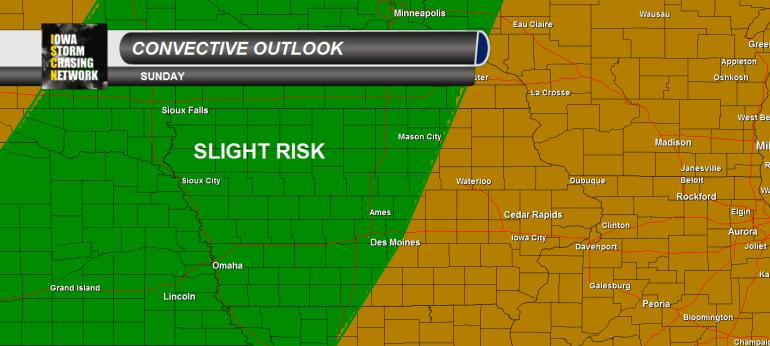 Iowa Convective Outlook