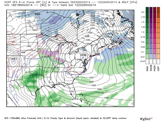 Friday Iowa Forecast