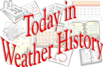 Today in Weather History