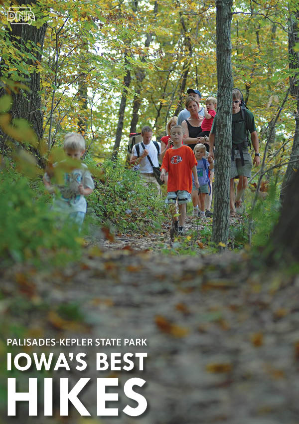 Browns Woods Forest Preserve West Des Moines Iowa Hiking 2
