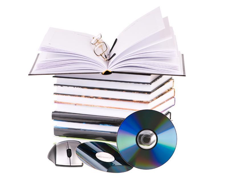 pile book