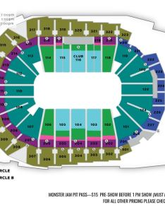 Monster jam  also seating charts iowa events center rh iowaeventscenter