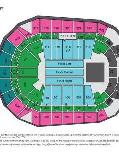Seating chart also paul mccartney wait list iowa events center rh iowaeventscenter