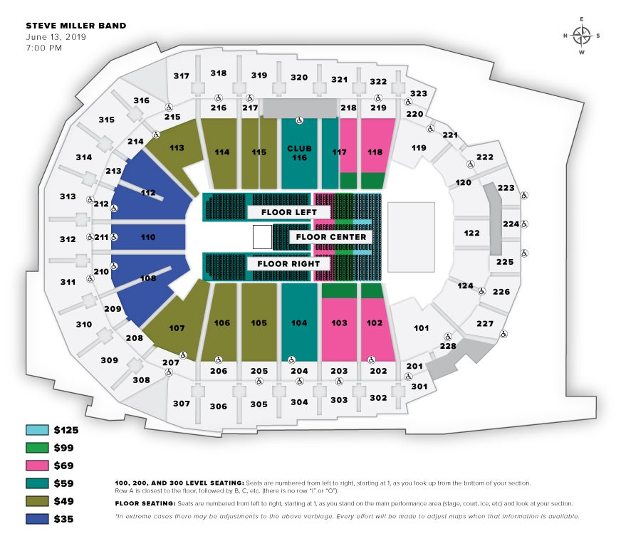 New Classic Center Seating Chart Hall Of Fame Classic