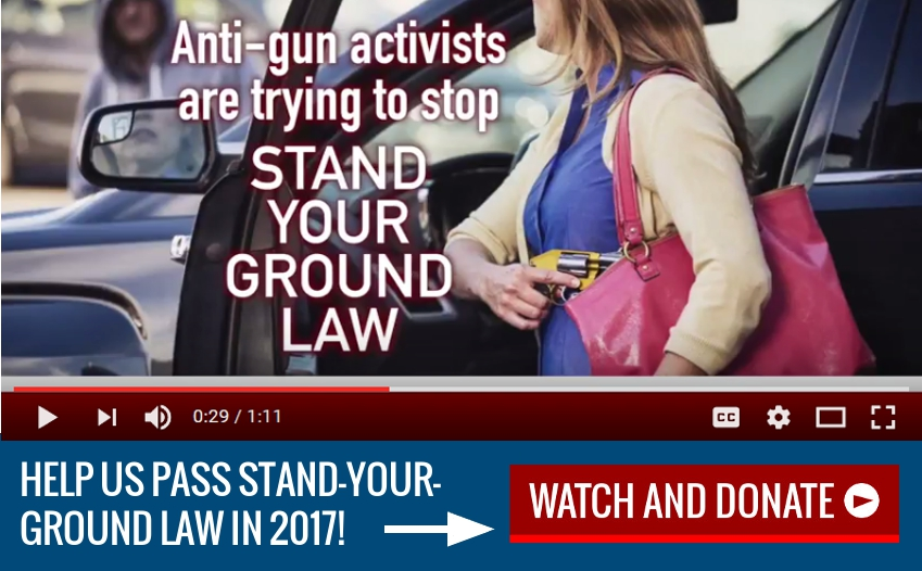 Don't Let Them Weaken Stand-Your -Ground Law!
