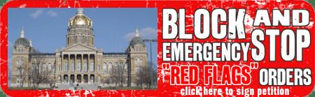 Iowa House Leadership Backing Dangerous 'Red Flag' Gun Seizures?