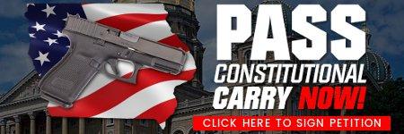 Senator Brad Zaun Sponsoring Constitutional Carry!