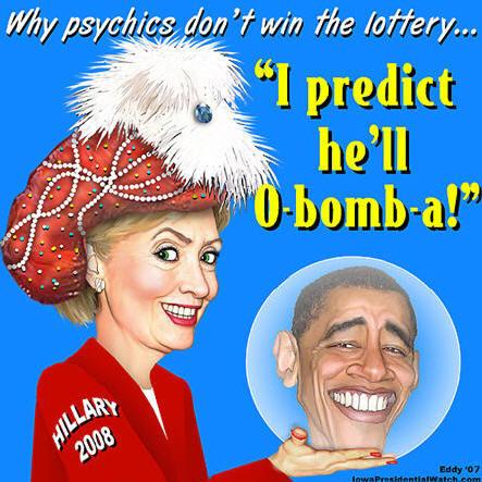 Hillary - Obama
