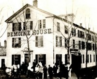 John Allen worked at the Demoine House in Des Moines