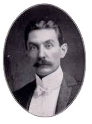 Iowa State Chemist Dr. C.N. Kinney, Drake University Yearbook, 1906